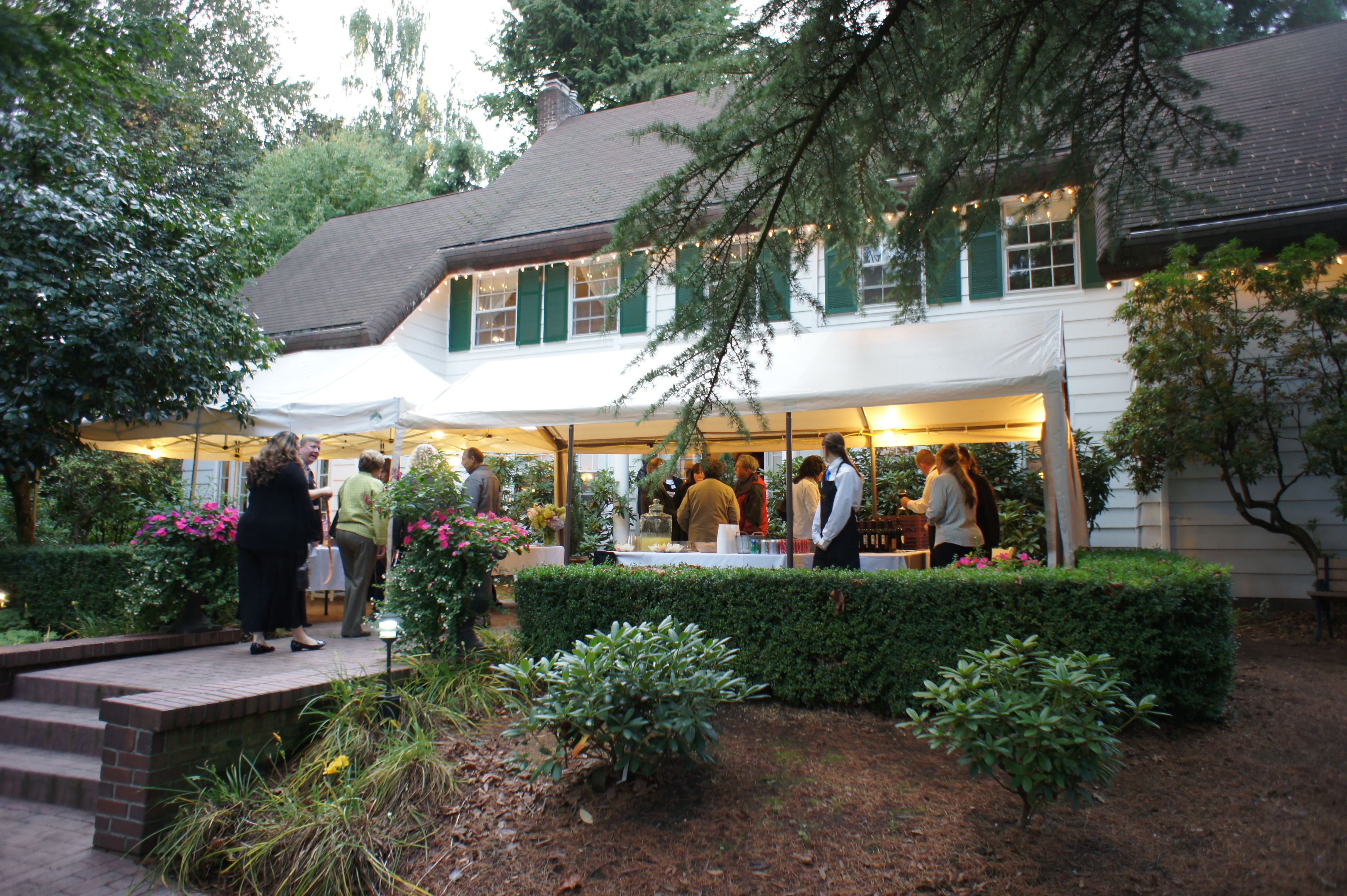 Pasta in the Park - Community Charity Dinner and Auction