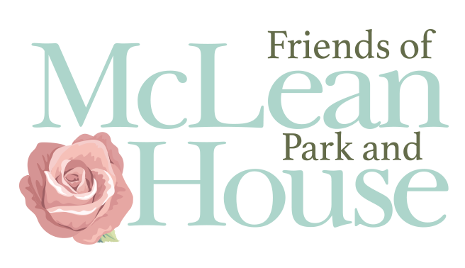 Friends of McLean Park and House Logo