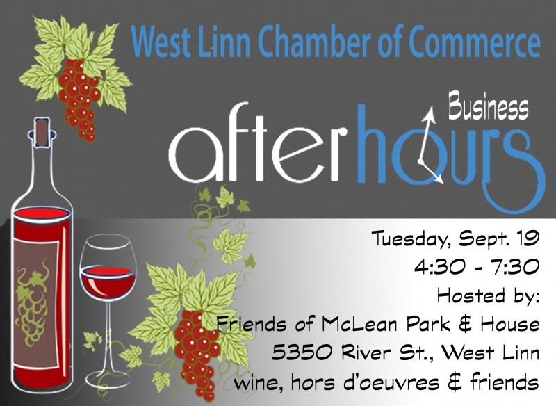 After Hours with West Linn Chamber of Commerce