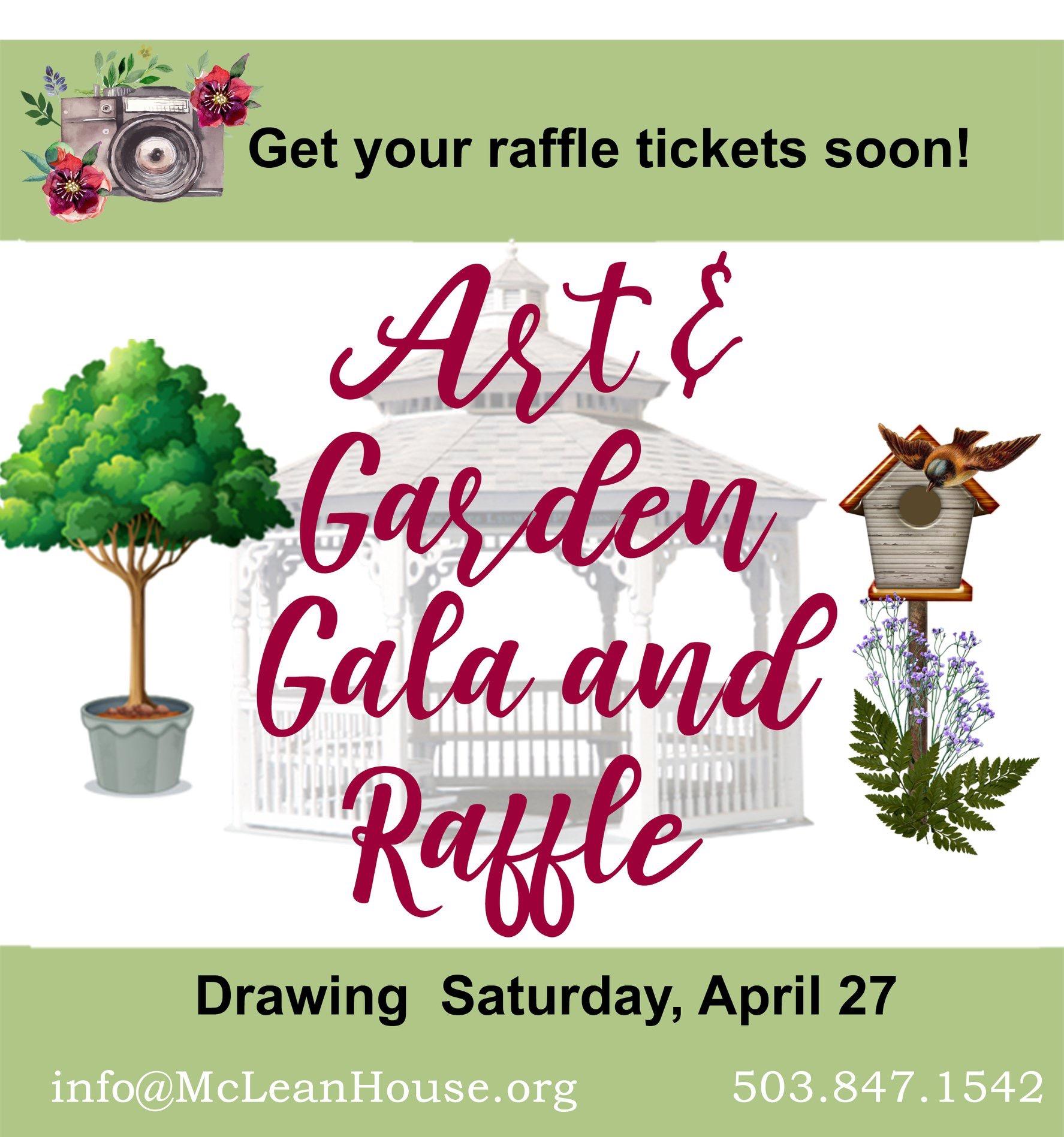 Art and Garden Gala